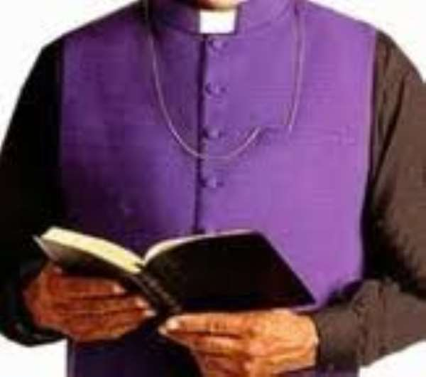 Black African`s Problem: The Church