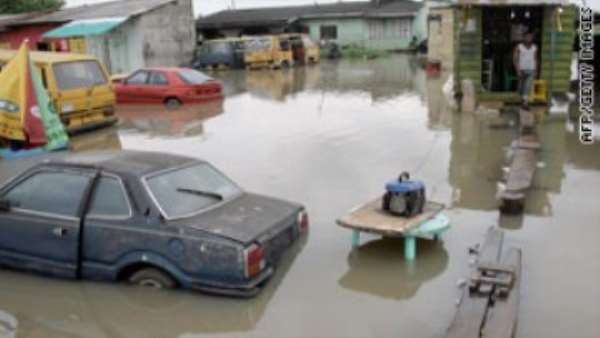 Perennial Floods: We need big brains not only big drains.
