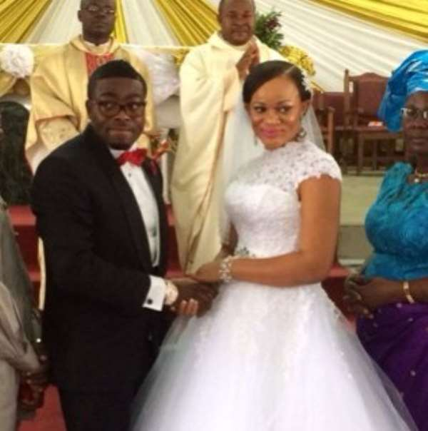 Pictures From Uche Nnanna's Wedding In Port Harcourt