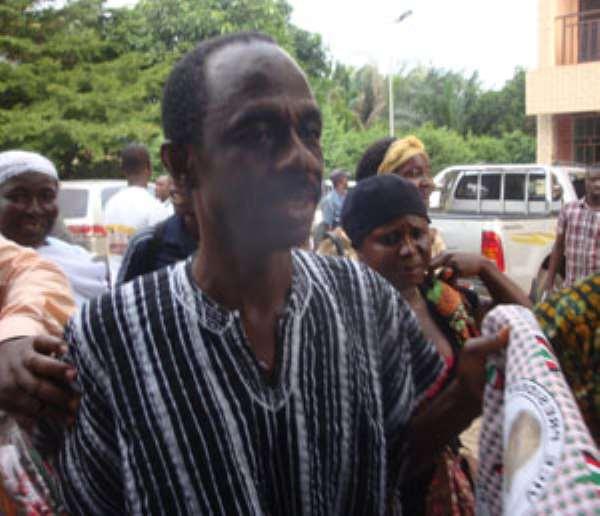 Asiedu-Nketia Makes Strongest Case for New Voters' Register