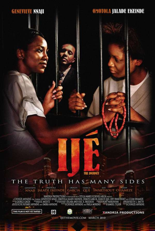 Why IJE was not nominated for AMAA