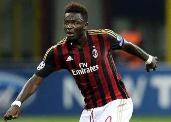Denial: Muntari not at war with AC Milan - agent