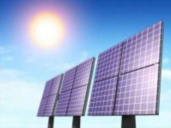 Investing In Solar Energy Could End Power Crisis And Water Problems In Ghana