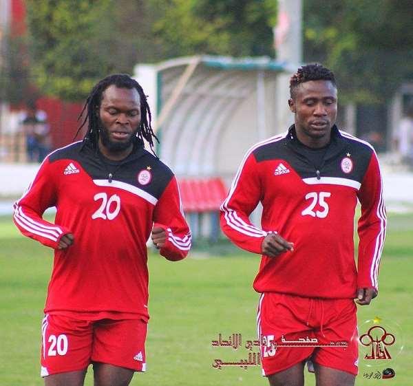 Confederation Cup: Ghanaian striker Yahaya Mohammed scores and provides assist in Al Ittihad Tripoli BIG win