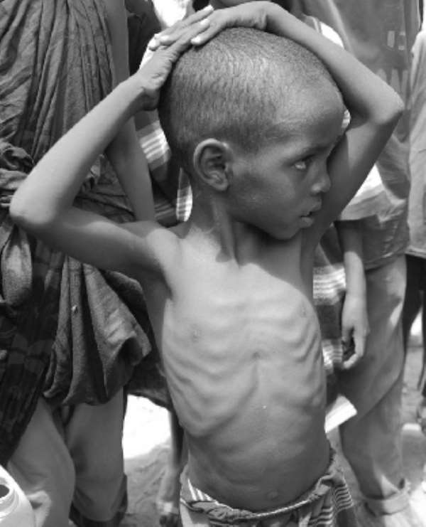 Poverty In Ghana Is A Real Challenge