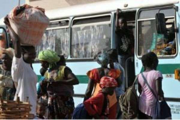 Hohoe clashes: Women & Children flee; one person shot dead