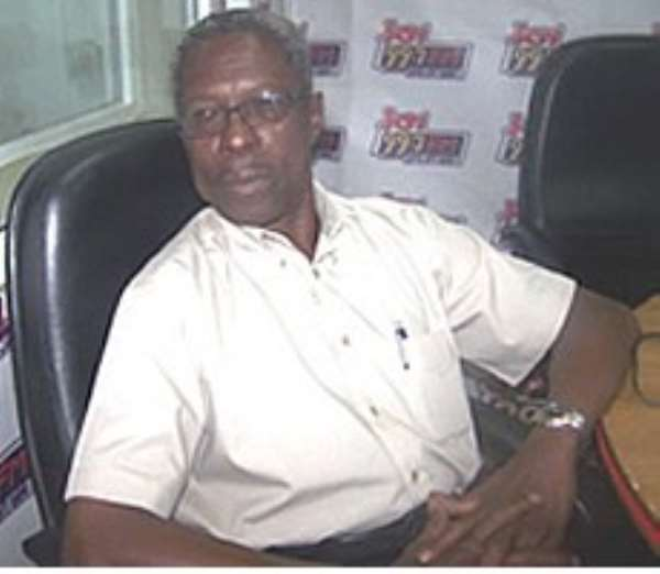 Tony Aidoo: We are law breakers in a lawless nation!