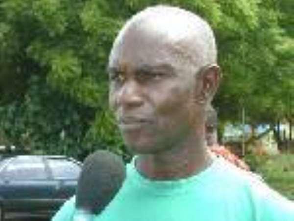 Addo wants to meet Nigeria in final