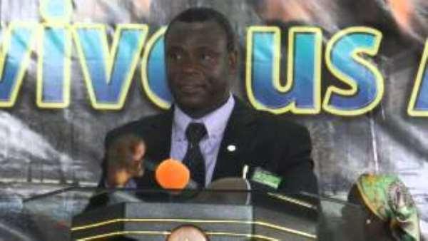 Christ Apostolic Church International holds Easter Convention