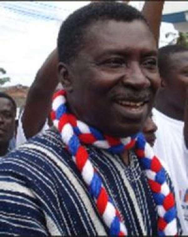Prof. Dr. Kwabena Frimpong-Boateng
