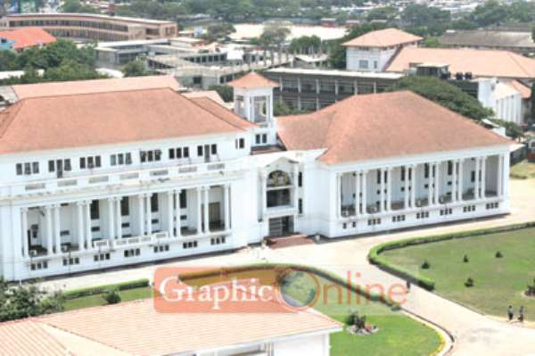 'Angry' Supreme Court Slaps UCC with GHc5,000 Fine