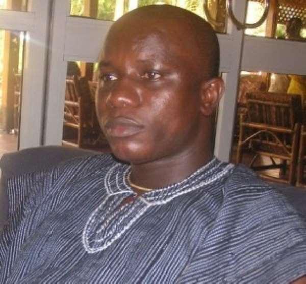 Mr. Dominic Nitiwul