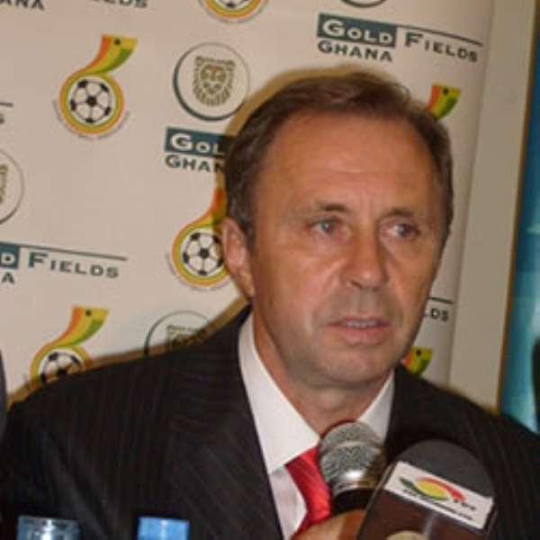 Stars coach Rajevac