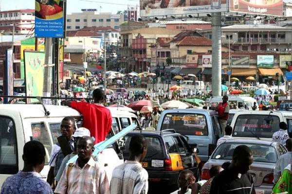 Accra: A Tale of Empty Mansions and 'Homeless' People