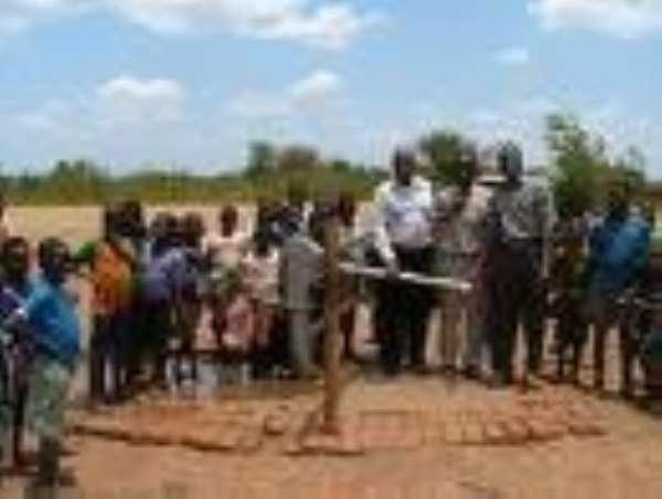 Government to construct 2000 boreholes