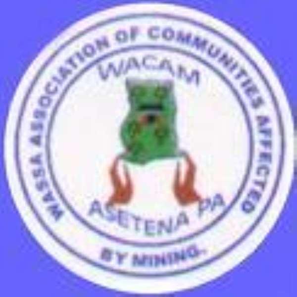 WACAM Logo