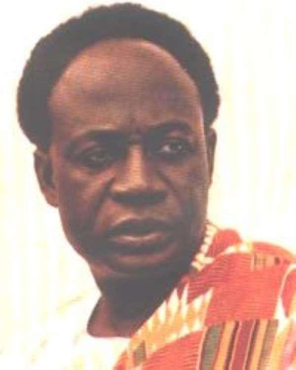 Dr Kwame Nkrumah's Prophecy - a rejoinder