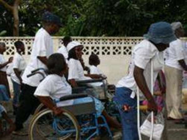 Ghanaians With Disabilities Cannot Be An Afterthought In COVID-19 Response