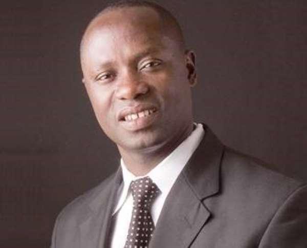 Mr Emmanuel Armah-Kofi Buah new