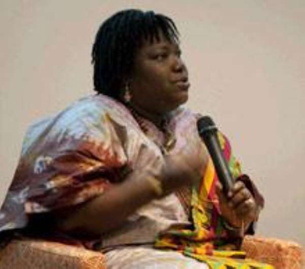 Nana Oye Lithur Speaking