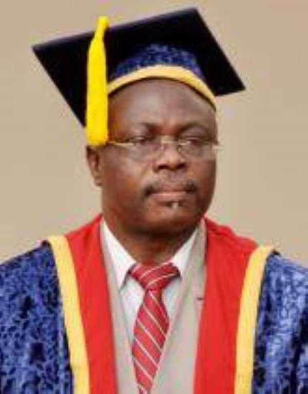 Professor Domwini Kuupole