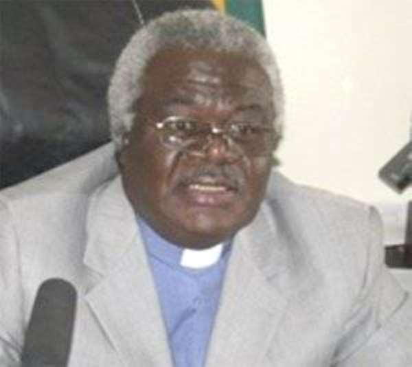 The Church And Politics Of Prof. Martey