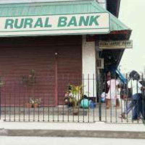 Rural Banks