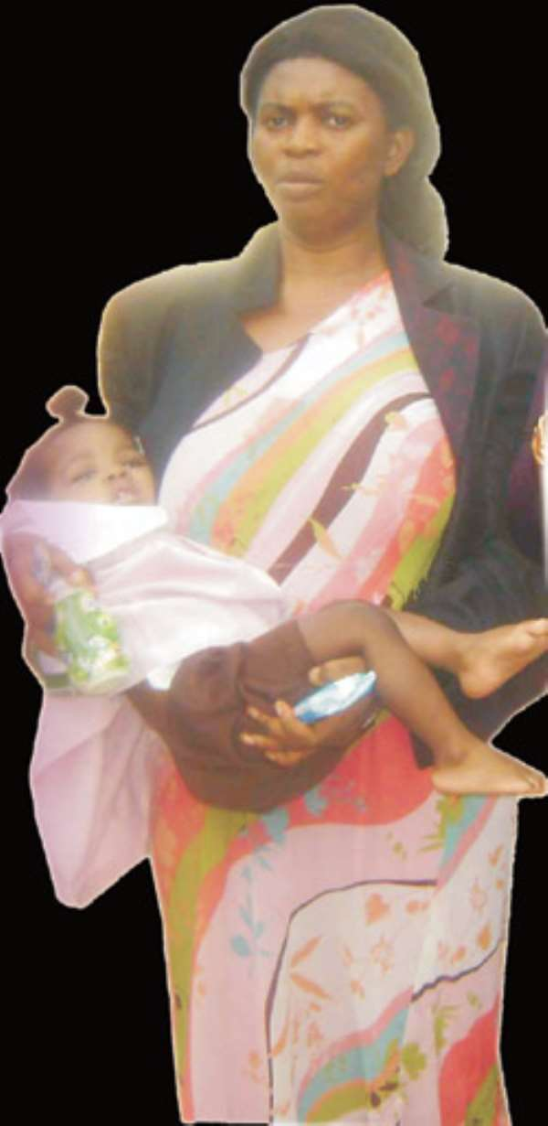 DNA shocker! Precious Donatus-Ogbonna, not the mother of 7 'miracle babies'