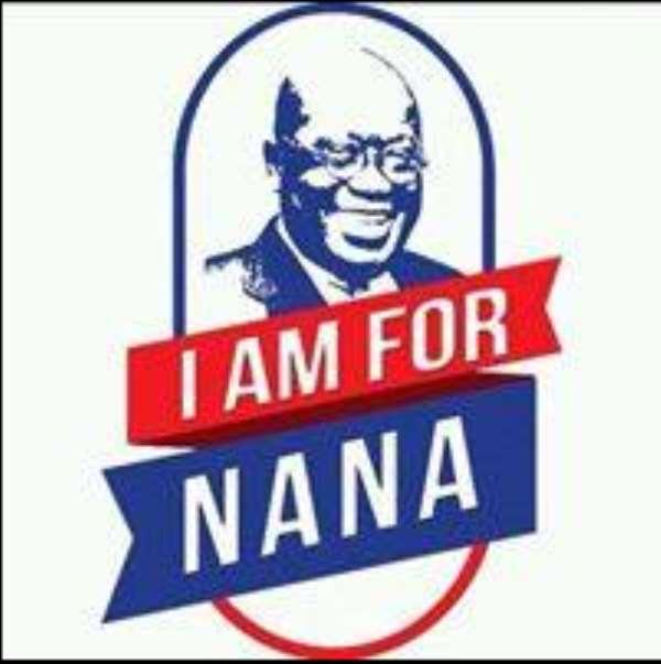 Nana Akufo-Addo Ladies Club Sends Birthday Greetings