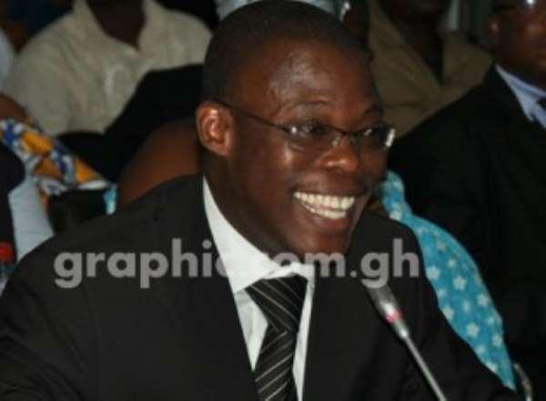 Fiifi Kwettey blames banks for high interest rate