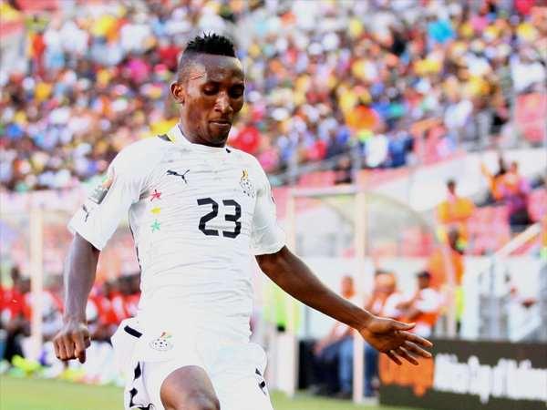 Egyptian giants Al Ahly deny talks with Ghana star Harrison Afful