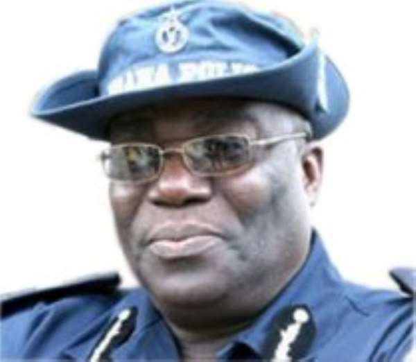 IGP SHOULD UPHOLD LAW AND ORDER OR RESIGN