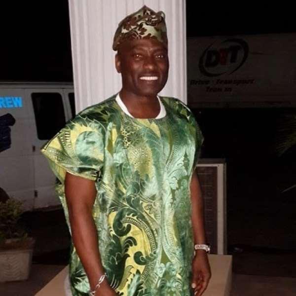 Integrity Positions Dayo Adeneye As NDLEA Ambassador