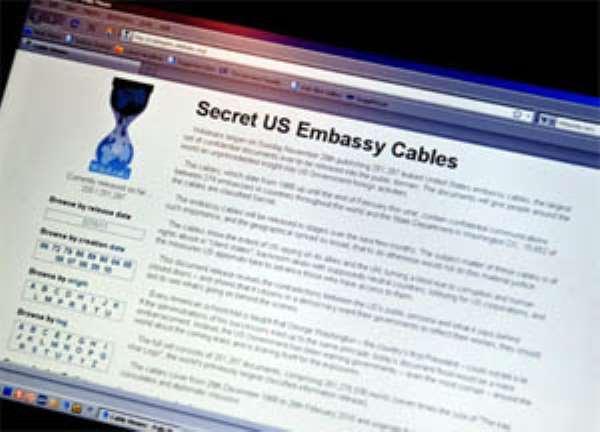 Wikileaks and Guerilla Politics in Ghana