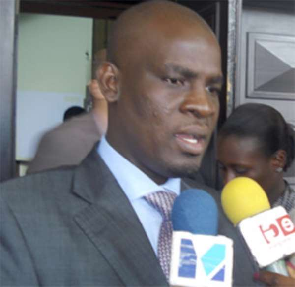 Haruna Iddrisu Is a Shameless Plagiarist, Not an Honorable Lawyer
