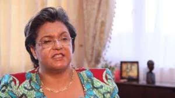 Hannah Tetteh, Minister for Foreign Affairs of Ghana