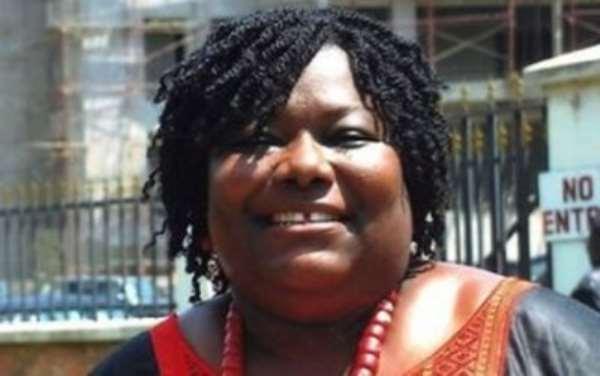 Nana Oye Lithur, Your Own Husband Calls You a Thief!