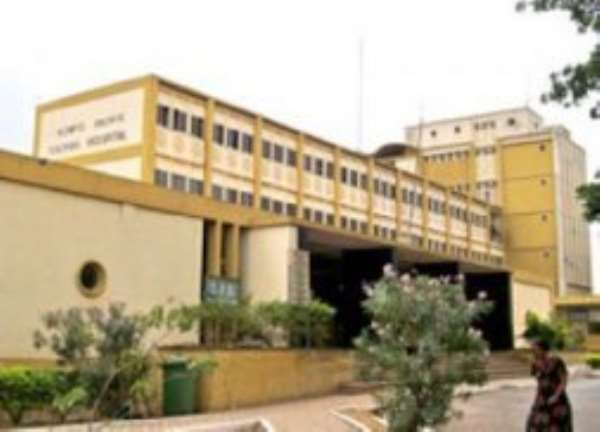 KATH Doctors' on strike
