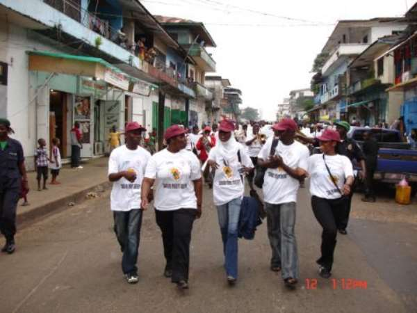 Youth Action Movement (YAM) West African Anglophone Celebrates International Youth Day