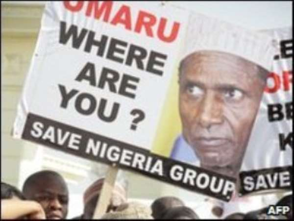There is growing concern in Nigeria over the president's absence