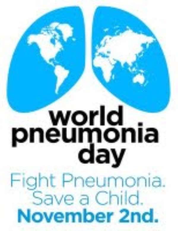 Pneumonia kills more children than any other disease