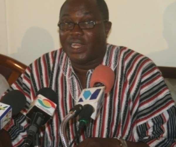 Samuel Ofosu-Ampofo Is Not an Akyem!