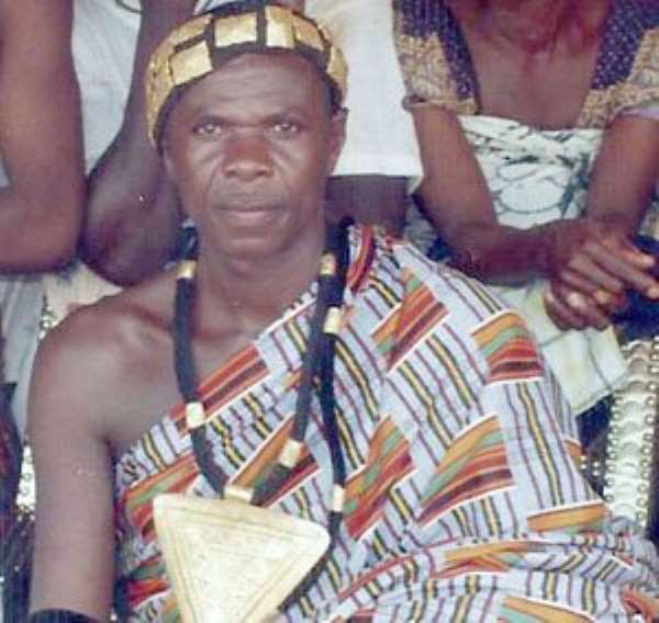 Nana Okofo Gyabaah