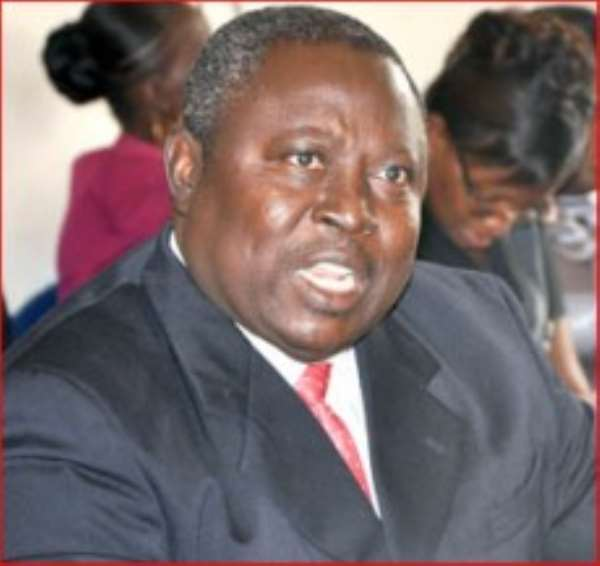 Is Amidu closing-in on Government Official 1?