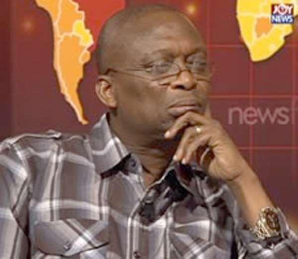 "Kweku Baako ""Strips"" Mahama Naked Over Hospital Claims"