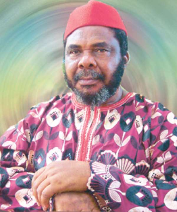 THE UNVEILING OF NFC FACE OF THE MONTH.PETE EDOCHIE