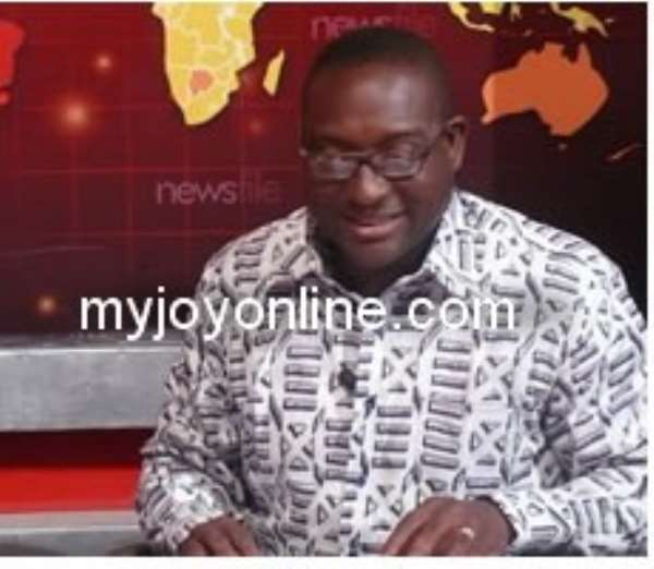 Yaw Buabeng Asamoah spent the night at the CID Headquarters