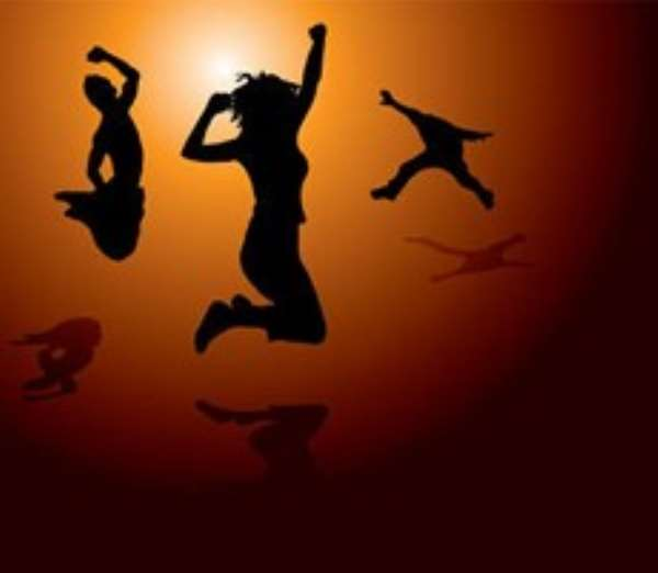 Leaping with happiness. We all have them -- positive memories of personal events that are a delight to recall, and painful recollections that we would rather forget.