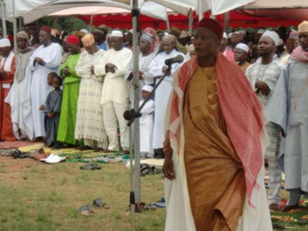 NDC B/A Pro-forum Wishes Muslims A Happy Eidul-Fitr