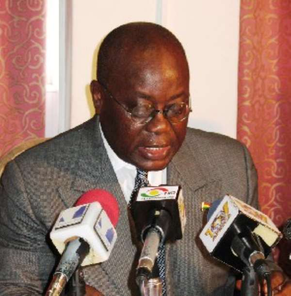 A Letter To Nana Addo: Jaman North District Deserves Better